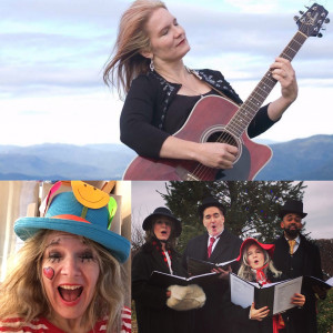 Julie Kinscheck/Harmony Jewels - Singing Guitarist / Christmas Carolers in Billerica, Massachusetts