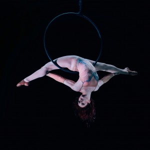 Julie Marshall - Aerialist in Chicago, Illinois