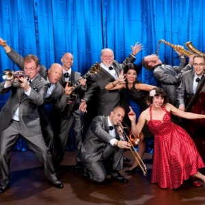 Jump Jive & Wail: Music of Louis Prima - Tribute Band in New Orleans, Louisiana