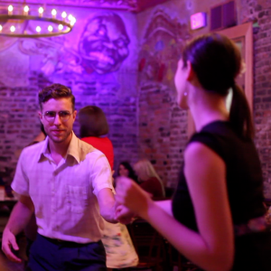 Jumpin' Room Only - Swing Dancer in New Orleans, Louisiana