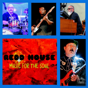 Redd House Band - Blues Band in Los Angeles, California
