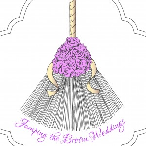 Jumping the Broom Weddings