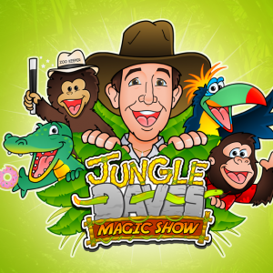 Jungle Magic Show - Children's Party Magician in Washington, New Jersey