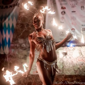 Jungle Productions - Fire Dancer in Bethesda, Maryland