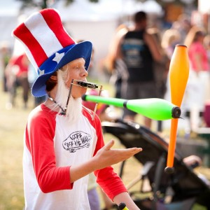 Junk Drawer Troubadour - Juggler / Outdoor Party Entertainment in Coeur D Alene, Idaho