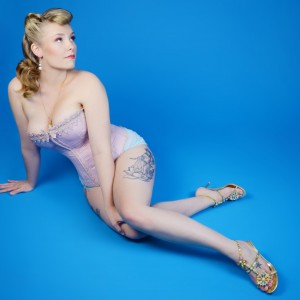 Jupiter Jones Pinup Model