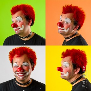 Jusby the Clown & Comedy Consultant - Clown in Olympia, Washington