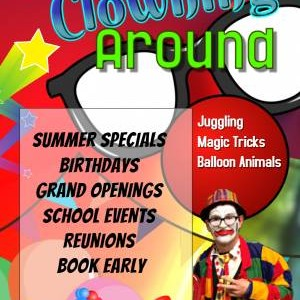 Just A Clowning Around - Clown / Balloon Twister in Tracy, California