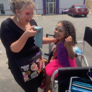 Just Face It - Face Painter in Wichita, Kansas