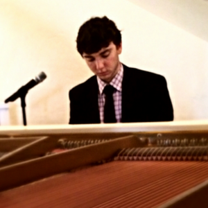 Just Him and a Piano - Singing Pianist / Pianist in South Orange, New Jersey