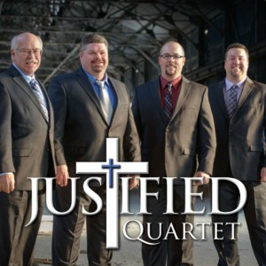 Justified Quartet - Gospel Music Group in Hot Springs, Arkansas
