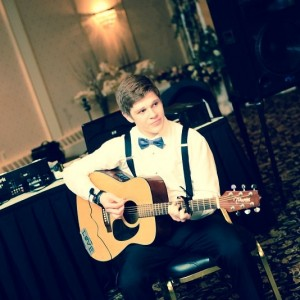 Justin Berry - Singing Guitarist in North Kingstown, Rhode Island