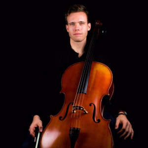 Justin Edward Mackey - Cellist in Fayetteville, North Carolina