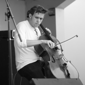 Justin Edward Mackey | Performer & Studio Musician - Cellist in Fayetteville, North Carolina