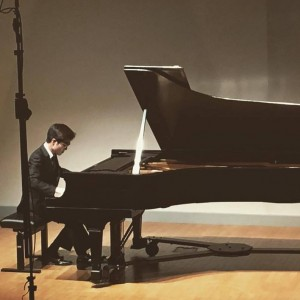Justin Han, pianist and vocalist - Pianist in Atlanta, Georgia