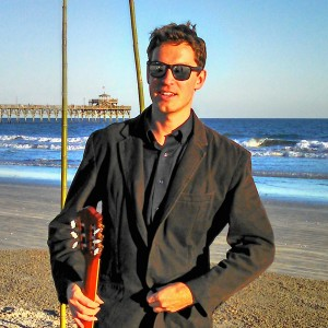 Justin Hoke Guitar - Guitarist / Flute Player/Flutist in Wilmington, North Carolina