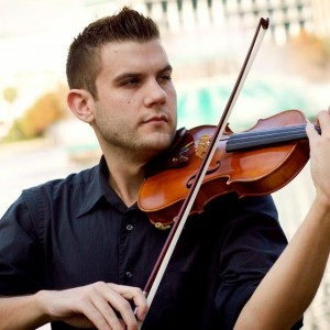 Justin Stanley Electric/Acoustic Violin - Violinist in Orlando, Florida