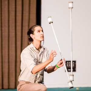 Justin Widmar - Juggler / Fire Dancer in Portland, Oregon