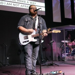 Justin Womack - Praise & Worship Leader in Dallas, Texas