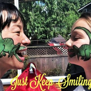 Just Keep Smiling - Face Painter / Halloween Party Entertainment in Surrey, British Columbia