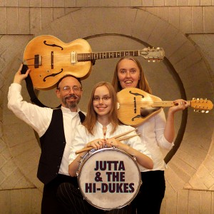 Jutta & the Hi-Dukes (tm) - World Music / Folk Band in Evanston, Illinois