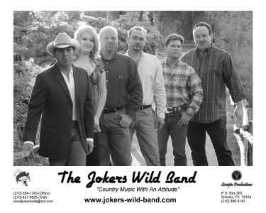 jokers wild band san antonio