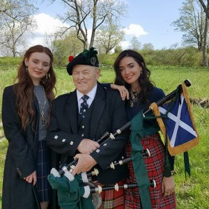 Amazing Grace - Bagpiper in Monroe, New York