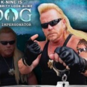 K-Nine - Dog the Bounty Hunter Impersonator in Los Angeles, California