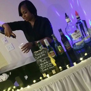 K. Marie is Raising The Bar - Bartender in Atlanta, Georgia