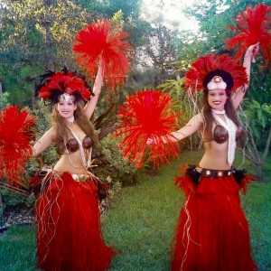 Kahula luau - Human Statue / Halloween Party Entertainment in Boynton Beach, Florida