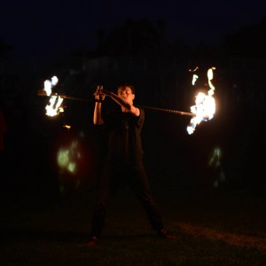 KAI by Prometheus - Fire Performer in West Hartford, Connecticut