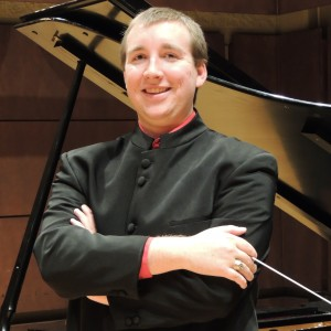 Kaleb Benda - Conductor - Chamber Orchestra in Oklahoma City, Oklahoma