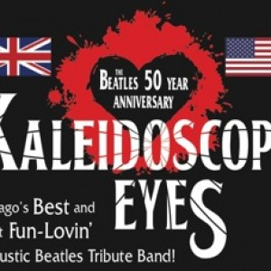 Kaleidoscope Eyes - Best Acoustic Beatles Tribute - Rock Band in Chicago, Illinois