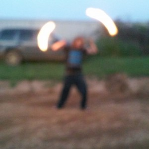 Kaleidoscope Fires - Fire Dancer / Dancer in Marshfield, Missouri