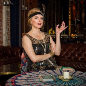 Kali Nash | Card Reader & Palmist - Tarot Reader / Psychic Entertainment in Austin, Texas
