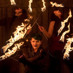 Kali's Enferno - Fire Performer / Outdoor Party Entertainment in Tulsa, Oklahoma