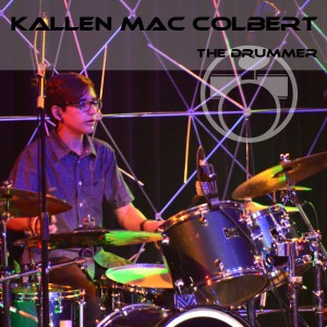 Kallen Mac Colbert - Drummer in West Hartford, Connecticut