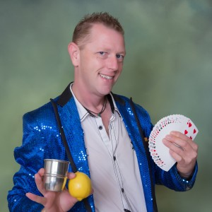 Kane Magic Entertainment - Magician in Dallas, Texas