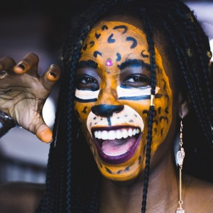 K Richards - Face Painter in Atlanta, Georgia