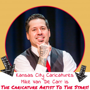 Kansas City Caricatures - Caricaturist / Street Performer in Liberty, Missouri