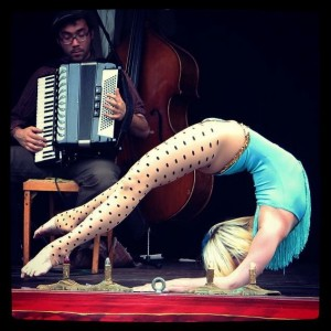 Kara Nova - Contortionist in San Francisco, California