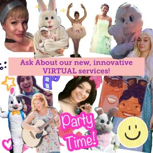 Karacters 4 Kids - Children's Party Entertainment / Costumed Character in Orange County, California