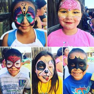 Kari Potter - Face Painter in Anaheim, California