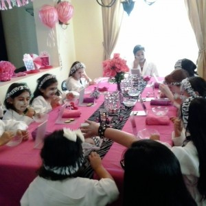 Kari's Pamper Spa Parties - Mobile Spa / Princess Party in Irvine, California