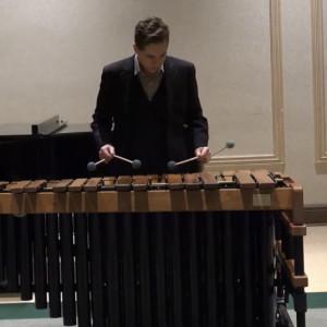 Karl Rueterbusch, Marimbist - Percussionist in Frankenmuth, Michigan