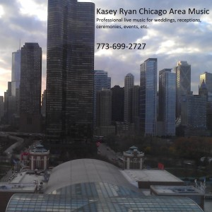 Kasey Ryan Chicago Area Music- Piano & More - Pianist / Wedding Musicians in Chicago, Illinois