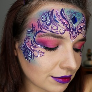 Kasia Nowik Art:Face Painting, Caricature, & More! - Face Painter / Caricaturist in Northampton, Massachusetts