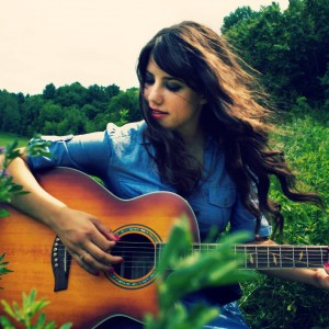 Kat Chabot - Singing Guitarist in Barrie, Ontario