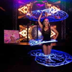 Kat D - Hoops - Hoop Dancer in Santa Barbara, California