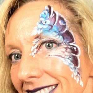 Kat Lewis Art - Face Painter / Halloween Party Entertainment in Melbourne Beach, Florida